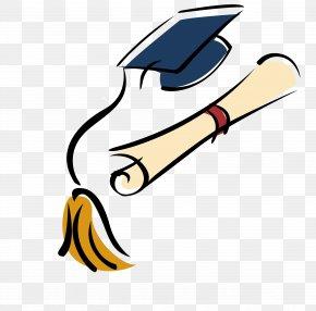 School - National Secondary School Graduation Ceremony High School Diploma Clip Art PNG