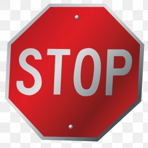 Stop Sign Clip Art - Stop Sign Traffic Sign Royalty-free Clip Art PNG