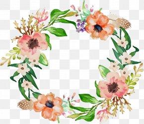 Interior Design Floral Design - Floral Design PNG