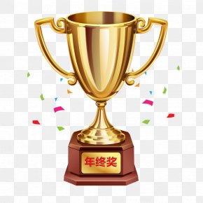 Trophy Pattern - Trophy Clip Art PNG