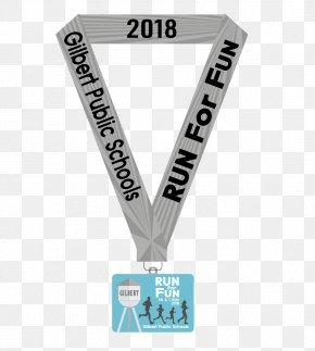 Gilbert High School - Mesquite High School GPS Run For Fun South McQueen Road Brand PNG