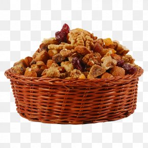 Dry Fruit - Vegetarian Cuisine Dried Fruit Food Gift Baskets Mixed Nuts PNG