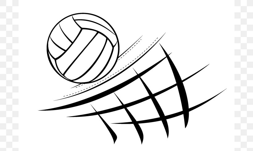 Beach Volleyball Volleyball Net Clip Art, PNG, 700x490px, Volleyball, Area, Artwork, Ball, Beach Volleyball Download Free