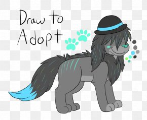 Dog - Dog Cat Illustration Mammal Cartoon PNG