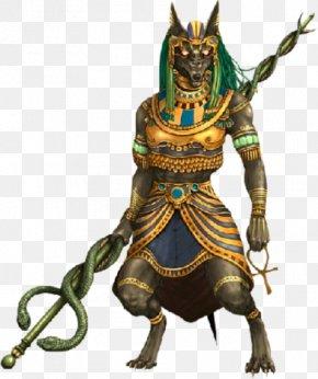 Black Egyptian Pharaoh - Ancient Egypt Egyptian Pyramids Set Pharaoh PNG