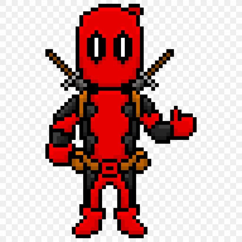 Deadpool Pixel Art Image Png 1920x1920px Deadpool Art