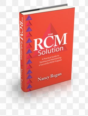 Old Book Cover - The RCM Solution: A Practical Guide To Starting And Maintaining A Successful RCM Program Reliability-centered Maintenance Reliability Engineering PNG