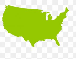 United States - United States Map Clip Art PNG