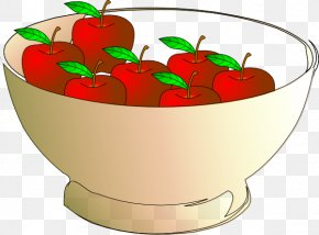 Seven Cliparts - Ten Apples Up On Top! Apple Juice Clip Art PNG