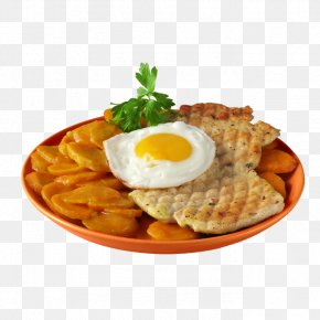 Breakfast - Fried Egg Full Breakfast Vegetarian Cuisine Outline Of Meals PNG