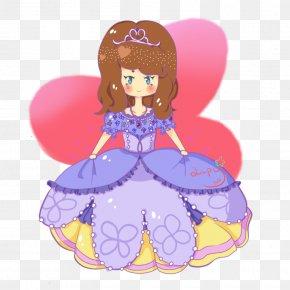 Sofia - Drawing Kilala Princess Doodle Sketch PNG