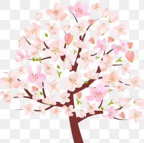 Spring Tree - Tree Spring Blossom Clip Art PNG
