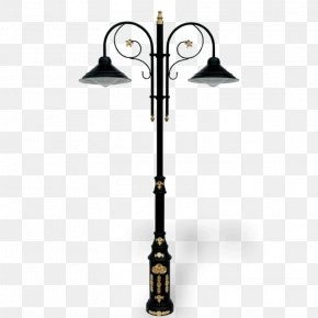 Street Light - Landscape Lighting Street Light Light Fixture Sconce PNG
