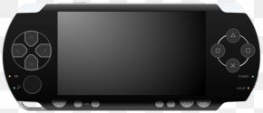Playstation - PlayStation 2 Black PlayStation Portable Video Game Consoles PNG
