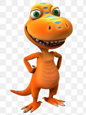 Buddy Cartoon Characters Pictures - Tyrannosaurus Mrs. Pteranodon Dinosaur Train: Buddy And Friends PNG