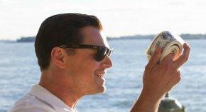 Leonardo Dicaprio - Leonardo DiCaprio Hollywood The Wolf Of Wall Street Film Producer PNG