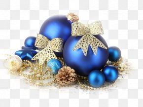 Christmas - Christmas Ornament Christmas Decoration Christmas Tree Blue PNG