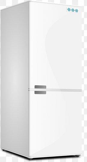 Refrigerator - Refrigerator Copyright-free Kitchen Television Set Home Appliance PNG