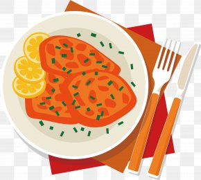 Steak Vector - Dish Recipe Cuisine Garnish Meal PNG