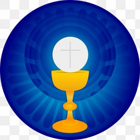 Eucharist Cliparts - Monstrance Eucharist First Communion Clip Art PNG
