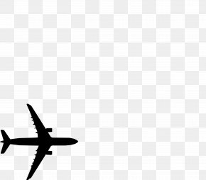 Airplane - Airplane Drawing Clip Art PNG