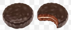 Chocolate Sandwich Biscuits Clipart Picture - Chocolate Chip Cookie Chocolate Cake Biscuit PNG