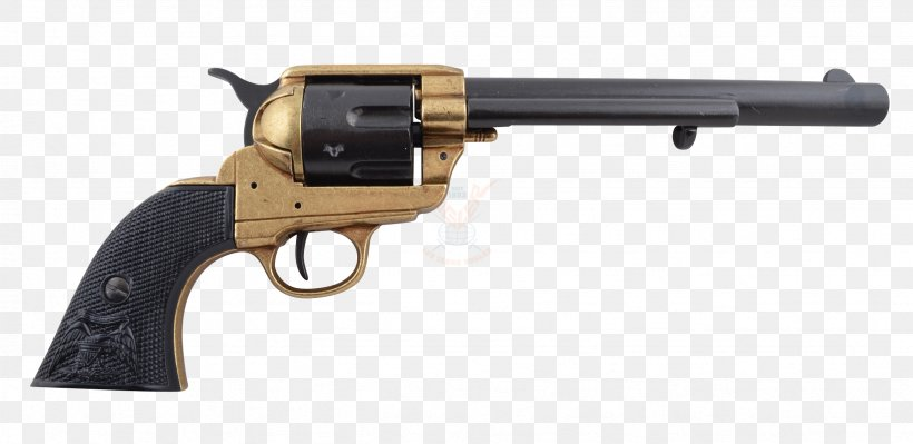 Colt 1851 Navy Revolver Firearm Gun Barrel Colt Single Action Army, PNG, 2463x1200px, Revolver, Air Gun, Caliber, Cartridge, Colt 1851 Navy Revolver Download Free