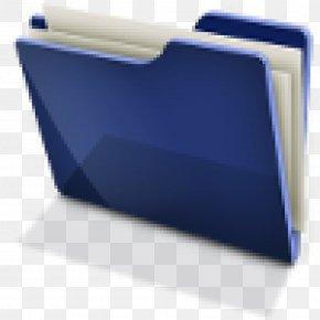 Folders - Romania .com Directory Blue PNG