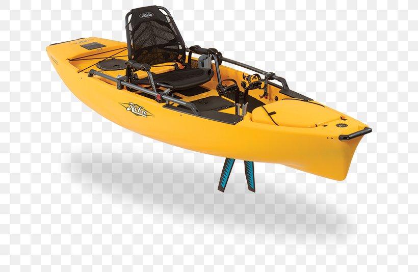Hobie Cat Kayak Fishing Angling, PNG, 640x534px, Hobie Cat, Angling, Boat, Fishing, Fishing Tackle Download Free