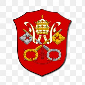 Royal Court - St. Peter's Basilica Coats Of Arms Of The Holy See And Vatican City Flag Of Vatican City Coat Of Arms PNG