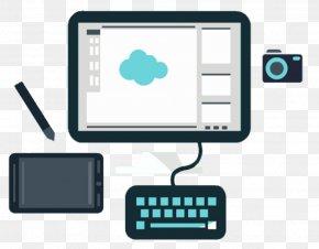 Computer And Mobile Phone Data - Web Development Responsive Web Design Web Hosting Service Website PNG