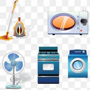 Home Appliance - Home Appliance Cooking Ranges Technique Clip Art PNG