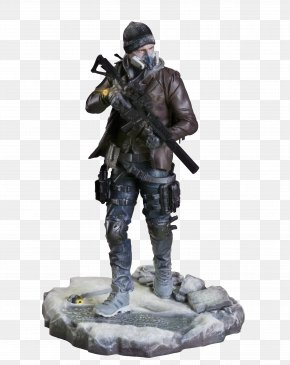 Chaired Game - Tom Clancy's The Division Tom Clancy's Ghost Recon Wildlands Figurine Video Game Ubisoft PNG