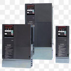 Variable Speed Drive - Variable Frequency & Adjustable Speed Drives Mitsubishi Electric Power Inverters Automation Electric Motor PNG