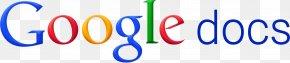 Google - Google Docs G Suite Microsoft Office Document PNG