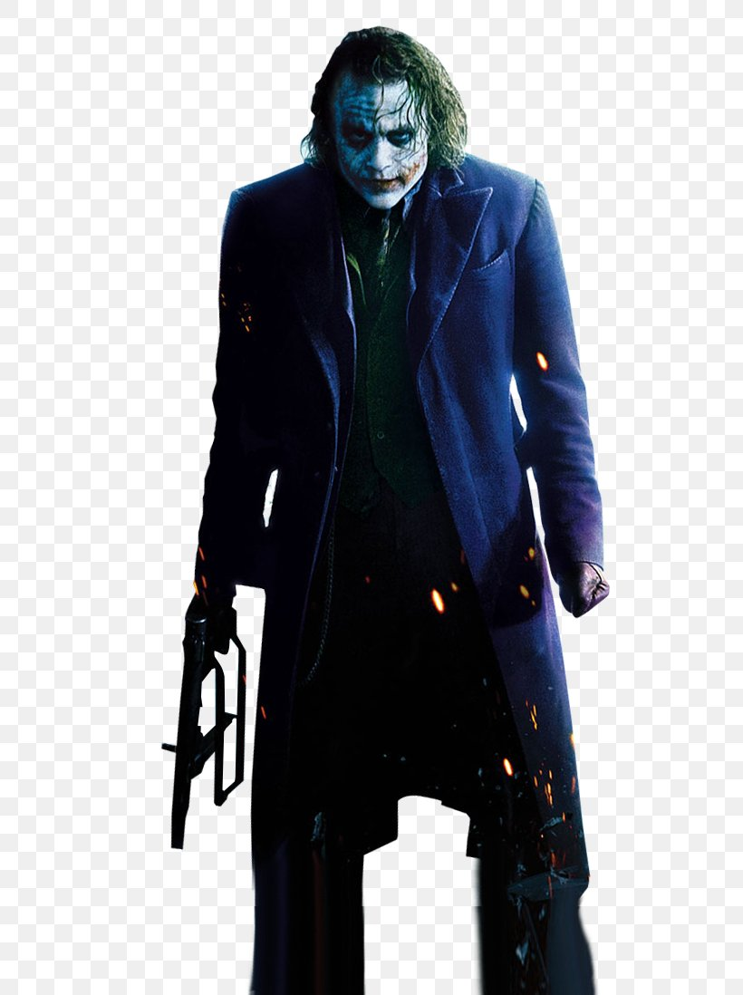 Joker The Dark Knight Heath Ledger Batman Two-Face, PNG, 675x1098px, Joker,  Batman, Batman And Harley