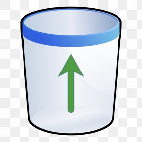 Recycling Icon - Paper Waste Container Recycling Bin Clip Art PNG
