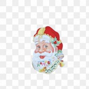 Santa Claus Avatar - Santa Claus Christmas Ornament PNG