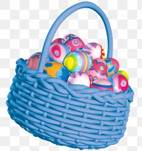 Easter Basket Photos - Easter Bunny Easter Basket Easter Egg Clip Art PNG