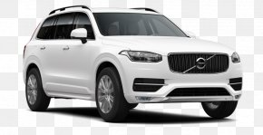 Volvo Xc90 Transparent - 2017 Volvo XC90 2016 Volvo XC90 T6 Momentum Car Sport Utility Vehicle PNG