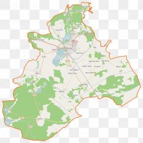 Map - Adamowo, Wolsztyn County Obra, Greater Poland Voivodeship Wroniawy, Greater Poland Voivodeship Karpicko PNG