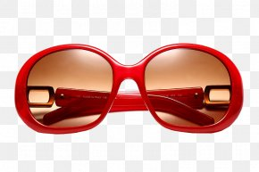 Red Sunglasses - Sunglasses Red Light PNG