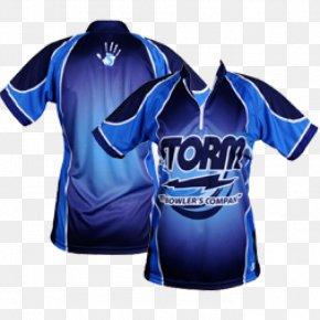 T-shirt - T-shirt Sports Fan Jersey Professional Bowlers Association PNG