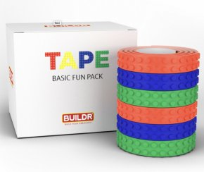 TAPE - Adhesive Tape Toy Block LEGO Mega Brands PNG