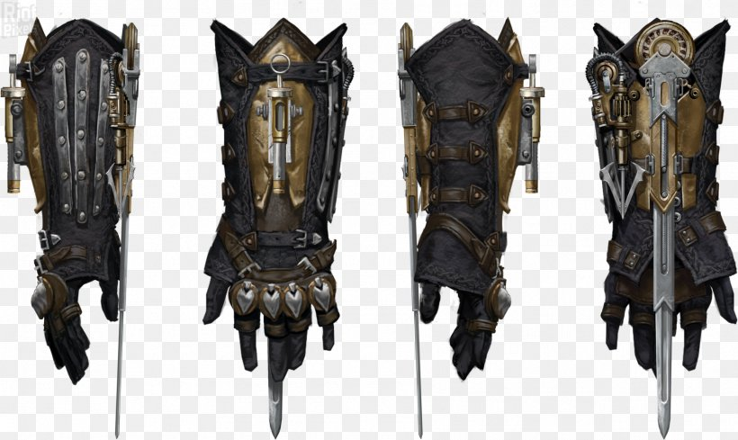 Assassin's Creed Syndicate Assassin's Creed III Gauntlet アサシンブレード, PNG, 1808x1080px, Gauntlet, Armour, Art, Assassins, Concept Art Download Free