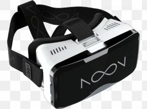 Virtual Reality Headset For Apple IPod - Virtual Reality Headset Samsung Gear VR Virtuality PNG