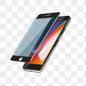 Smartphone - Smartphone Apple IPhone 8 Plus Feature Phone IPhone 7 Screen Protectors PNG