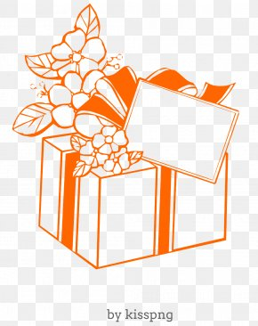 Gift Box.Gift - Happy Birthday Present PNG