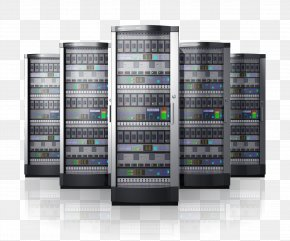 Dedicated - Data Center Computer Servers Cloud Computing Computer Network Clip Art PNG