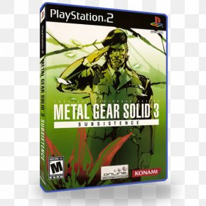 Metal Gear Solid 3 Snake Eater - Metal Gear Solid 3: Snake Eater Metal Gear Solid 3: Subsistence PlayStation 2 Metal Gear Solid 2: Sons Of Liberty PNG